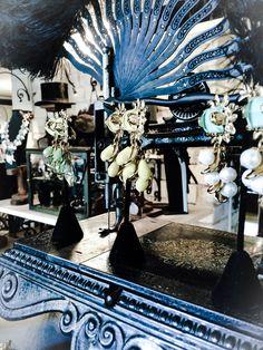 Bijoux Gavilane Paris - Bijoux Haute Couture - Paris le Marais - Bijoux Vintage  - Création Française - Gavilane 14 rue Malher - #gavilane