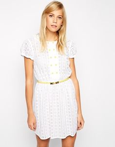 Traffic People Forget Me Not Dress