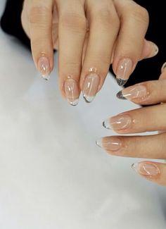 Nagellack Design, Nagellack Trends, Stylish Nails, Trendy Nails, Fancy Nails, Milky Nails, Fire Nails, Minimalist Nails, Nagel Gel
