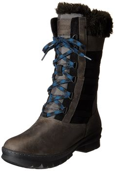 KEEN Women's Wapato Tall WP Boot -- To view further for this item, visit the image link.