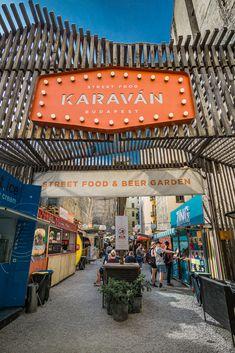 Street Food Karavan Budapest - Where to eat in Budapest - What to do in Budapest