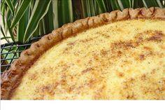 Grandma's Egg Custard Pie ~ 1999 American Pie Council's Pie Championship in the Custard Pie Category