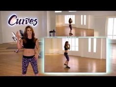 Tone your legs during the Curves Workout with @JillianMichaels*. The Move of The Month is the Slide Up Front Kick. This move derived from martial arts and allows for strength and balance to be worked simultaneously! *Scheduled at participating locations only.