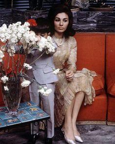 Farah Pahlavi -1965