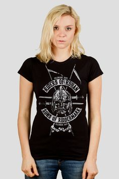 A Tolkien inspired t-shirt, size small- keeping it on here in case it comes back in stock!