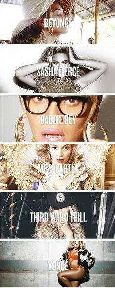 Beyoncé I Am.......