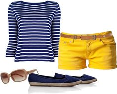 """""""Confident Contrast"""" by symone-rey on Polyvore"""
