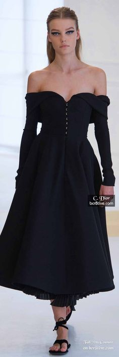 Christian Dior - The Best Fall 2016 Haute Couture Fashion