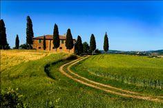 Tuscan Farmhouse Style