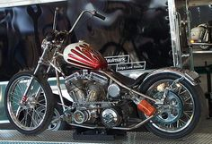 "INDIAN LARRY's ""Grease Monkey""!"