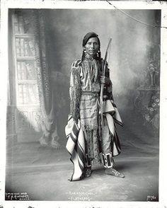 Eneas Michel - Flathead - 1898