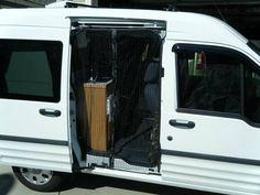 Magnetic Mesh Doorway Cover Mobile Living, Doorway, Mesh, Van, Cover, Ideas, Entrance, Entryway, Vans