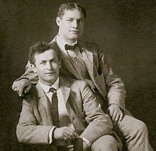 """Theodore Hardeen (March 4, 1876– June 12, 1945), known simply as Hardeen, was a Hungarian magician and escape artist, best known as Harry Houdini's brother. Hardeen usually introduced himself as the """"brother of Houdini."""" He was the founder of the Magician's Guild."""
