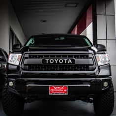 We're all about that truck life! Red Mccombs, Toyota, Trucks, Vehicles, Car, Life, Automobile, Truck, Autos