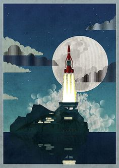 Tracy Island by Wyattdesign thunderbirds are go!