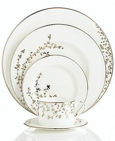 Buy Fine China Dinnerware - Macy's