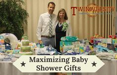 Not sure what to do with all those awesome gifts you received at your twin baby shower? Here are some suggestions of how to get the most out of everything.