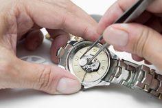 In a hurry? We instal watch batteries while you wait. #korsten #jewellers #orangeville #watches http://korstenjewellers.com/