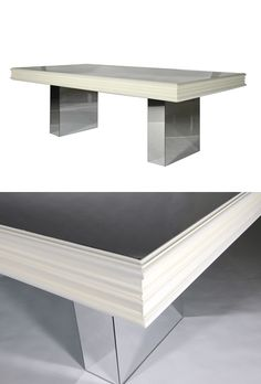 Our Sculpted Edge Dining Table