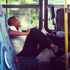 """""""bus collecteur pense dans la vie"""", Linha 409: Horto/Saens Pena — 2012"""