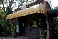 Bag of Beans in Tagaytay. Great coffee, desserts and English pies in a perfect garden setting.