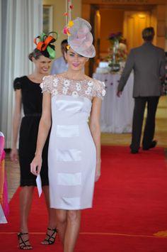 Racing Fashion: Racing Fashion loves High Tea Hats and Fabulous Fashion