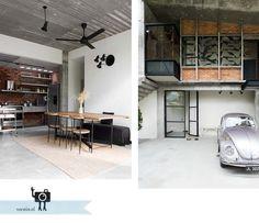 scrap metal gates - architects: When Hsia of Building Bloc / photographer: Marjon Hoogervorst