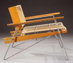 SERGE KETOFF - Prototype chair, c.1954