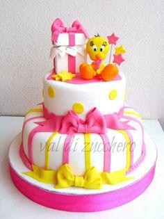 Tweety cake! More
