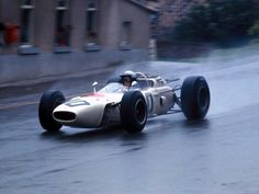 Richie Ginther Honda RA272 Spa 1965