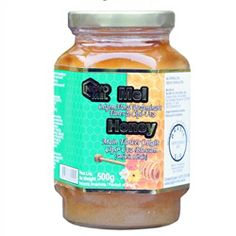 The Brazilian rainforest is known for its variety of flowers.  This particular honey was formed from the nectar of the Cipo-uva Blossom flower. Novo Mel honey contains no trace of pesticides, herbicides, heavy metals, radioactivity and other chemicals, because the beehives are placed on remote regions that haven contact with the industries or intense agriculture.