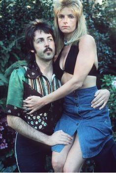 El bosque de Linda McCartney se muere | Gente y Famosos | EL PAÍS