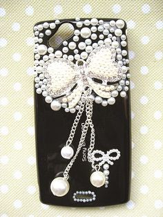 $5.59 butterfly pearl iphone case from zzkko.com