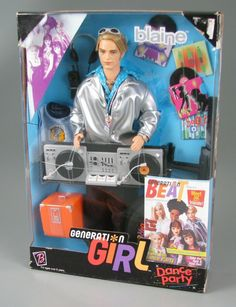 Generation girl ( Blaine )