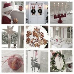 Swedish Christmas ♡ God Jul ♡ © Lantliv i Vitt