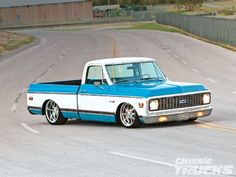 1972 Chevrolet C10-only lifted....