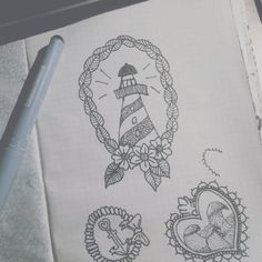 Was bored and lamely copied some tattoo / dotwork designs #tattoo #doodle #dotwork #lame #drawing #design