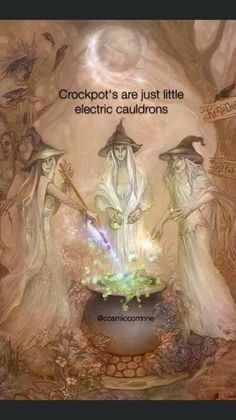 Cauldron, Coven