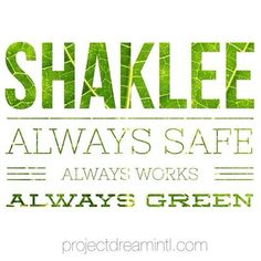 Not only are they the #1 natural nutrition company in the United States, but Shaklee is also the first company in the world to obtain Climate Neutral Certification and totally offset its co2 emissions, resulting in a net zero impact on the environment.