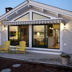 Exterior Backyard Cottages Design, Pictures, Remodel, Decor and Ideas - page 52