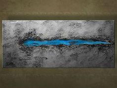 Ručne maľovaný obraz ABSTRAKT 1 dielny  5966FA