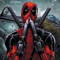 Marvel Comics, Marvel Art, Marvel Heroes, Deadpool Art, Deadpool Funny, Deadpool Photos, Pokemon Manga, Manga Anime, Batman Spiderman