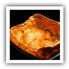December 20 - Yorkshire Pudding - Recipe