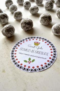 Chocolate Crinkles