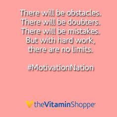 #motivationnation #motivation #inspire #quotes #vitaminshoppe