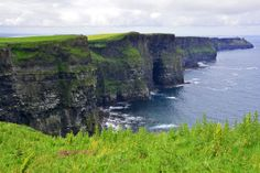 places to see in Europe The Cliffs of Moher, Ireland