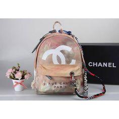 6a6ca8e95fde Chanel Trekking-Rucksäcke günstig kaufen   Second Hand   Mädchenflohmarkt