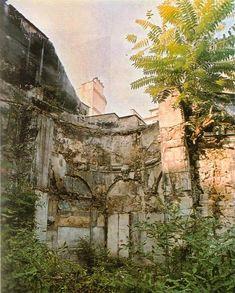 Paris-bise-art : Enceinte de Philippe-Auguste - La tour cachée de la rue des…