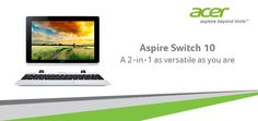 Acer Aspire Switch - https://streel.be/acer-aspire-switch/