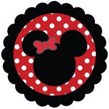 Resultado de imagem para moldes gratis vetor da minnie mouse…